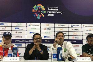HLV Pakistan hết lời khen ngợi Olympic Việt Nam