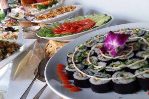 Đầm Sen tổ chức tuần lễ ẩm thực chay 'Mùa sen nở'