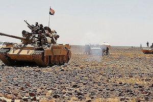 Quân đội Syria siết chặt vòng vây IS trong 'nồi hầm' Sweida