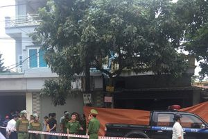 Xả súng kinh hoàng tại Điện Biên khiến 2 vợ chồng tử vong