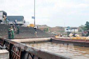 Ứng phó với bão số 4: Tàu thuyền ở Móng Cái đã về nơi tránh trú bão