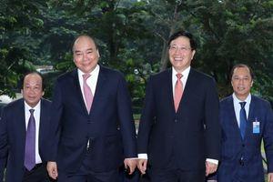 Thủ tướng Nguyễn Xuân Phúc: Đẩy mạnh ngoại giao kinh tế và lấy doanh nghiệp làm trung tâm