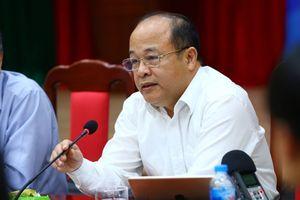 Bộ Tài nguyên và Môi trường chưa chấp thuận cho nhận chìm vật, chất nạo vét của dự án Trung tâm điện lực Quảng Trạch