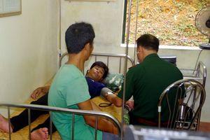 Quảng Ninh: Cứu nạn thành công 3 ngư dân gặp nạn trên biển