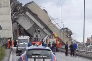 Nhân chứng kể vụ sập cầu, 30 người chết: 'Cảnh tượng như tận thế'