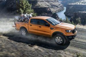 Ford Ranger 2019 chốt giá tại Mỹ, chỉ ngang Toyota Vios tại Việt nam