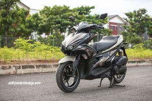 Yamaha Việt Nam kích cầu cho xe ga NVX