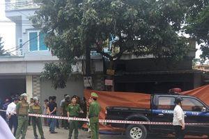Khởi tố vụ án nổ súng kinh hoàng ở Điện Biên