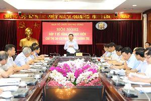 Góp ý dự thảo Báo cáo tổng kết thực hiện Chỉ thị số 36-CT/TW của Bộ Chính trị