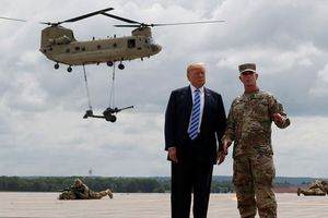 Mỹ chi 716 tỷ USD để hiện đại hóa quân đội