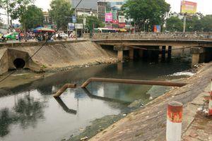 Đề xuất ý tưởng 'tái sinh' sông Kim Ngưu