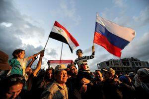 Báo Mỹ: Nga sắp đẩy bật hoàn toàn Mỹ ra khỏi khu vực Trung Đông