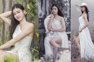 Hot girl Thanh Hóa mong manh, quyến rũ trong bộ ảnh mới