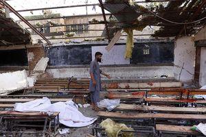 IS nhận tiến hành vụ đánh bom liều chết tại trung tâm giáo dục thủ đô của Afghanistan