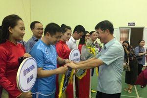 24 đội tham gia giải bóng đá quận Thanh Xuân