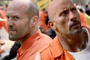 'The Meg' giúp Jason Statham tạm nhỉnh hơn The Rock tại phòng vé