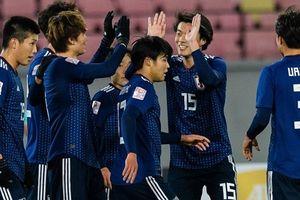 HLV Nhật Bản tự tin sẽ giành trọn vẹn 3 điểm trước Olympic Việt Nam