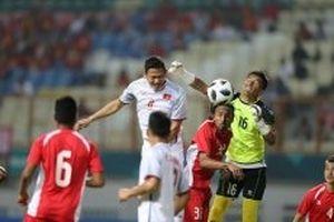 Olympic Việt Nam thắng trận thứ hai liên tiếp