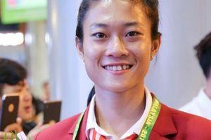 'Nữ hoàng tốc độ' Lê Tú Chinh nói gì trong lần đầu dự ASIAD?
