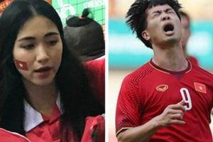 HOT showbiz: Hòa Minzi cổ vũ trận đấu, Công Phượng sút hỏng 2 quả penalty