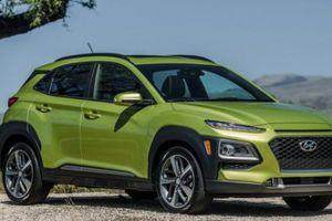 Chốt ngày ra mắt, Hyundai Kona hứa hẹn 'đốt nóng' phân khúc SUV đô thị