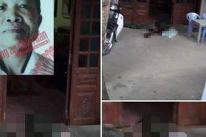 Vụ nổ súng ở Điện Biên: Sát thủ cùng quẫn vì thiếu tiền chữa bệnh cho con