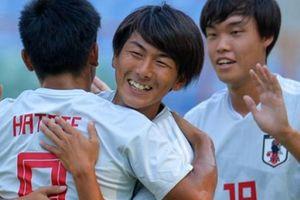 ASIAD 18: Đá như 'đi dạo', Olympic Nhật Bản vẫn thắng đậm Olympic Pakistan