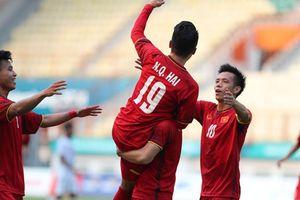 Vé sớm cho Olympic Việt Nam?