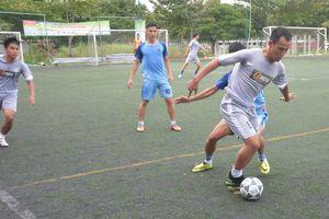Giải bóng đá truyền thống tranh cúp Báo Công an TP Đà Nẵng lần thứ 9: 4 đội vào bán kết đều lần đầu gặp nhau