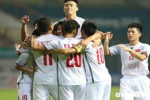 Thắng dễ Nepal, Olympic Việt Nam vượt qua vòng bảng Asiad 18