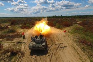 Ukraine 'lột xác' xe tăng T-72 với bản nâng cấp cực kỳ hiện đại