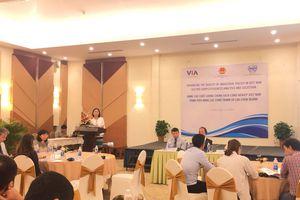 Nâng cao chất lượng chính sách công nghiệp Việt Nam cho các nhà hoạch định chính sách cấp cao về các chiến lược công nghiệp
