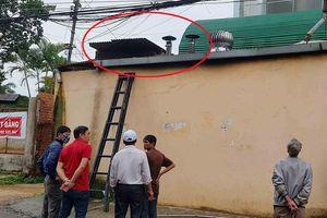 Phát hiện 2 vợ chồng tử vong trên tầng thượng ngôi nhà 3 tầng