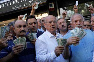 Căng thẳng Mỹ - Thổ Nhĩ Kỳ tăng nhiệt