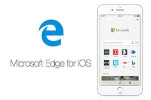 Microsoft Edge cho iOS thêm nhiều tính năng mới