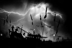 Hai nhiếp ảnh gia Việt đoạt huy chương Vàng cuộc thi ảnh quốc tế