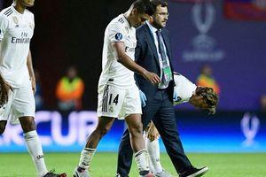 Real Madrid thiệt đơn, thiệt kép sau trận thua Atletico