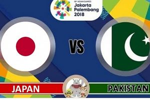 Tường thuật trực tiếp U23 Nhật Bản vs U23 Pakistan