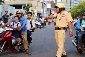 Gần 200 nghìn trường hợp vi phạm giao thông bị xử phạt trong 6 tháng