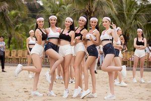 Hoa hậu Việt Nam 2018: Các thí sinh đọ sức trong phần thi Người đẹp thể thao