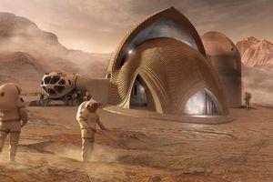 'Soi' 5 mẫu nhà thông minh có thể xây dựng trên sao Hỏa