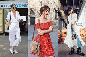 Lười biếng không biết mặc gì cho đẹp thì hãy chọn ngay 5 items này cho đỡ mất thời gian
