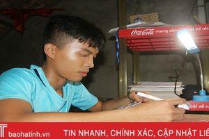 Đỗ đại học Bách khoa Hà Nội, cậu học trò nghèo không có tiền nhập học