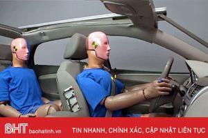 Đâu là vị trí ngồi nguy hiểm nhất trên xe ô tô?