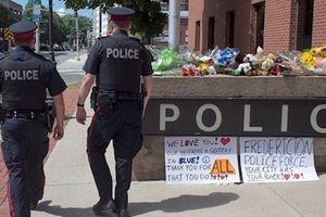 Cảnh sát chết vì 'súng bẩn'