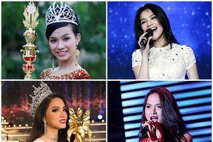 Từ ca sĩ đến danh xưng hoa hậu, Thùy Lâm và Hương Giang trở thành cặp mỹ nhân khác biệt nhất xưa nay