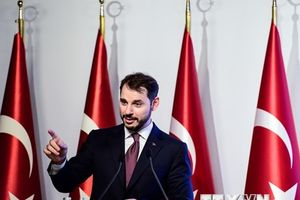 Thổ Nhĩ Kỳ tìm cách 'xoa dịu' các thị trường khi đồng lira sụt giá