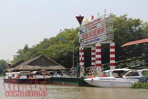 Du thuyền quốc tế đến TP Hồ Chí Minh không thể vào bờ vì thiếu bến bãi, cầu cảng