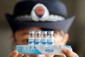 Trung Quốc sẽ truy tố các nghi can trong vụ bê bối vaccine gây chấn động