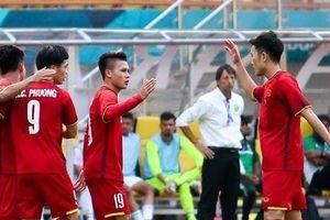 Nhận định ASIAD 2018: Điềm báo U23 Việt Nam cần dè chừng U23 Nepal
